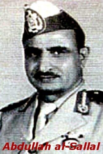 1962-Abdullah al-Sallal-president de la Republique Arabe du Yemen