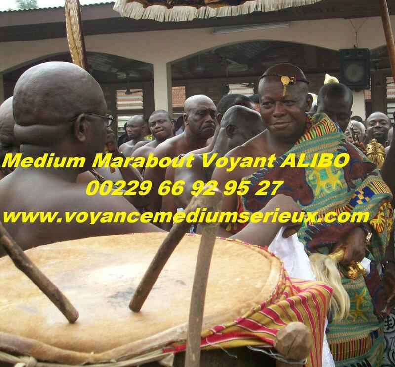 Puissant et fort maitre marabout ALIBO