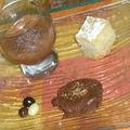 Bouchées pralinées au chocolat