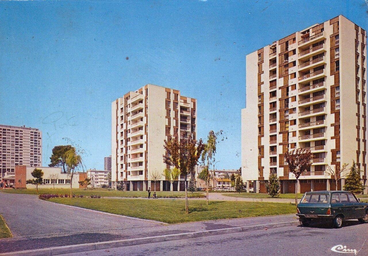 Toulouse, la Faourette