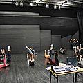 Atelier de danse au théatre saragosse