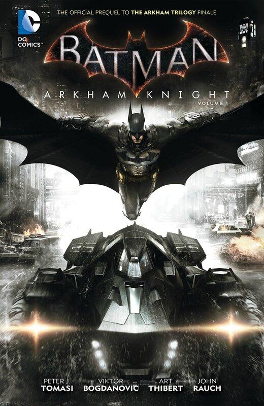 batman arkham knight vol 1 HC