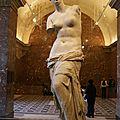 Mon top 10 sculptures antiques dans les musées: n°9: la vénus de milo (louvre, paris)