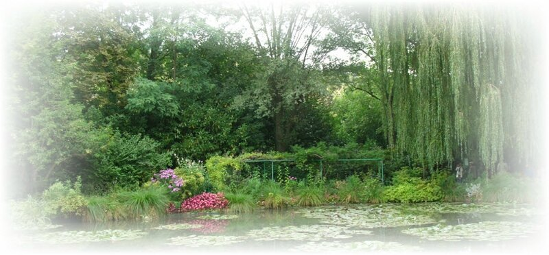 Jardins MONET à Giverny © Christiane MENOT