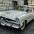 Plymouth savoy 4door sedan-1956