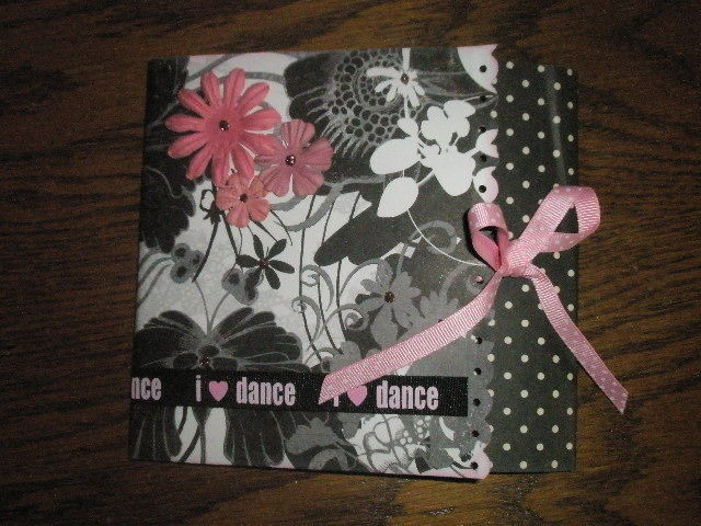 Mini danse 11/2009