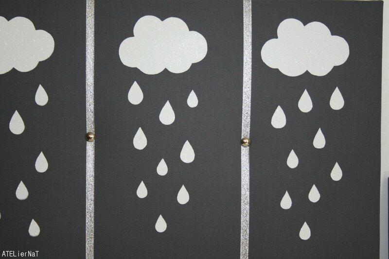 Coordonné Jour de pluie8