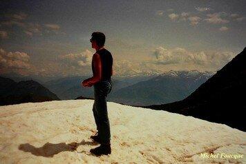 1564) Rando sur le Pécloz (Savoie)