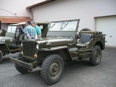 HOTCHKISS Jeep M201 voiture de liaison Herrlisheim (1)