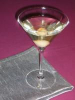 cocktail champagne litchi