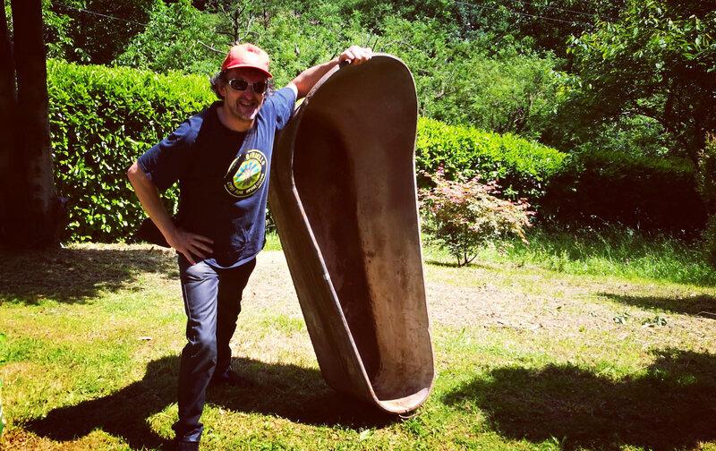 Jénorme te présente le premier bobsleigh en bois