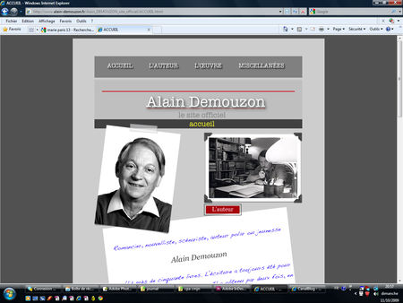 site_demouzon