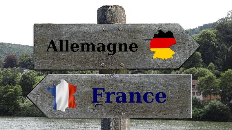 FRANCE ALLEMAGNE DIVERGENCE 1