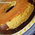 Gâteau flan magique