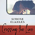 Crossing the line, de simone elkeles