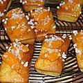 Cake à la clémentine au cook'in