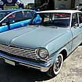 Chevrolet chevy ii 300 4door sedan-1963
