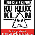 Le noir qui infiltra le ku klux klan - ron stallworth - editions autrement - video