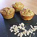 Id gourmande : des muffins à la banane