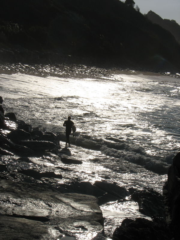 Guéthary, plage et surf (64)