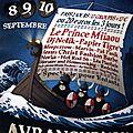 Le festival la nuit des abrincat's 2011 à l'assaut d'avranches (50)