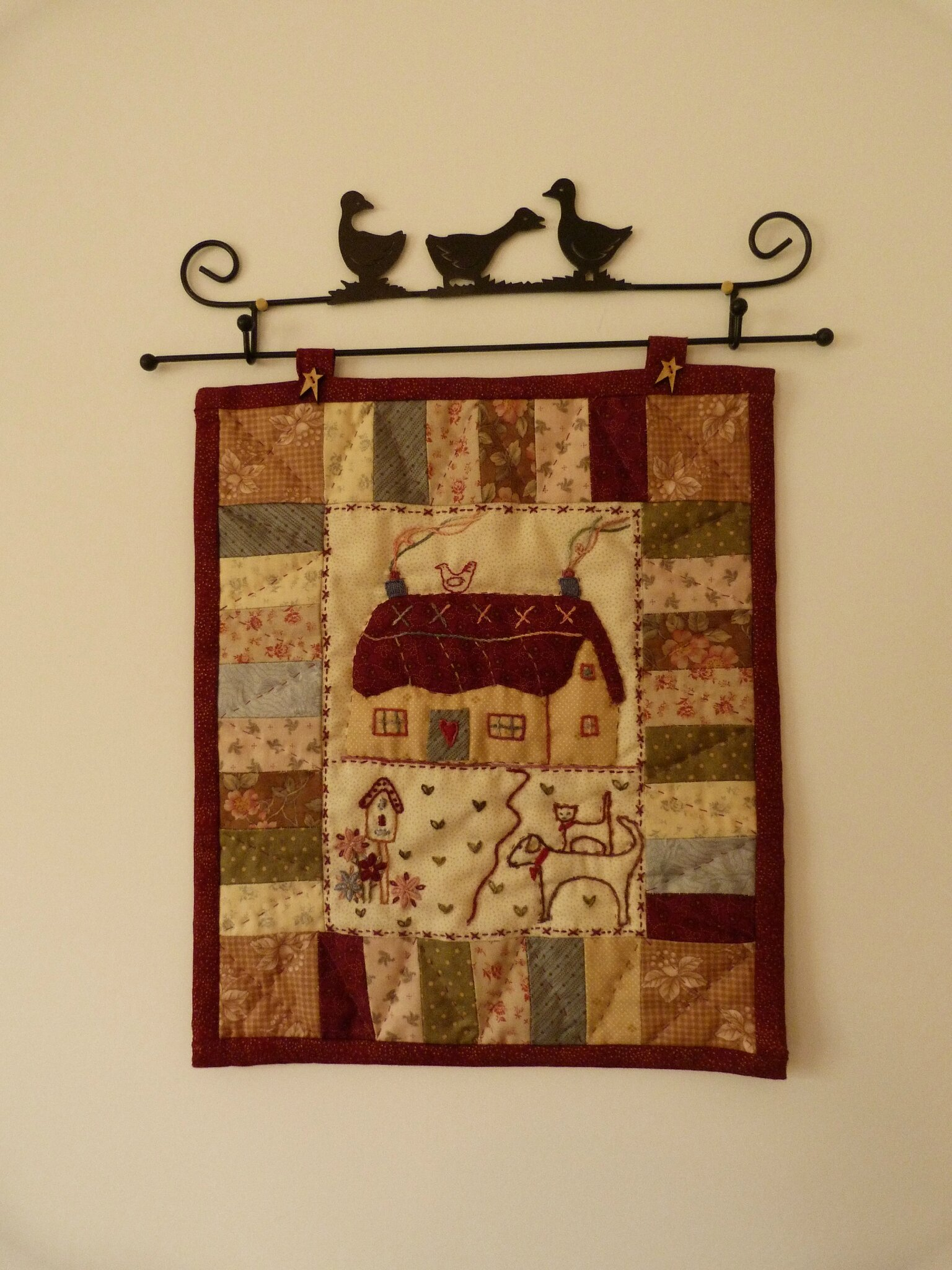 * Patchwork Lynette Anderson