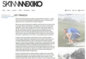 report UST france par Skimmexiko