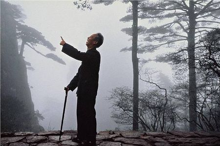 marcriboudWise_old_man__Huang_Shan__Chine__1983