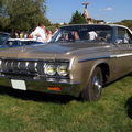 Plymouth fury hardtop coupe - 1964