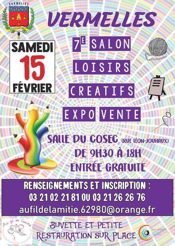 Affiche salon loisirs créatifs 15 février 2020-page-001