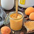 Beurre d'abricots à la cardamome #vegan #glutenfree