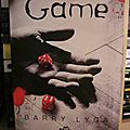 Game de barry lyga