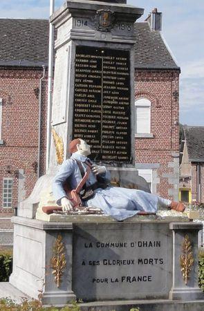 OHAIN-Monument aux morts
