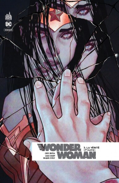 wonder woman rebirth 03 la vérité