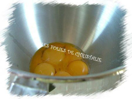 Crème au beurre 5