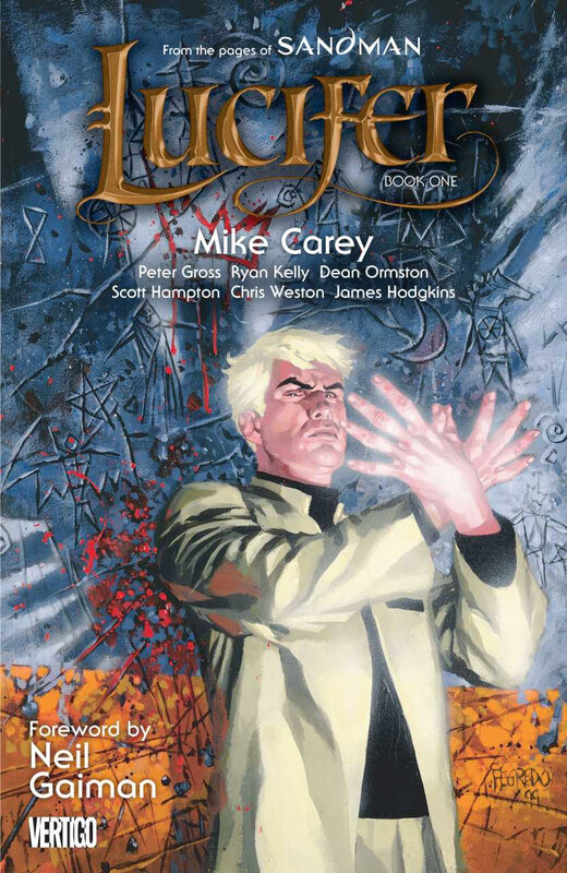 vertigo lucifer book one TPB