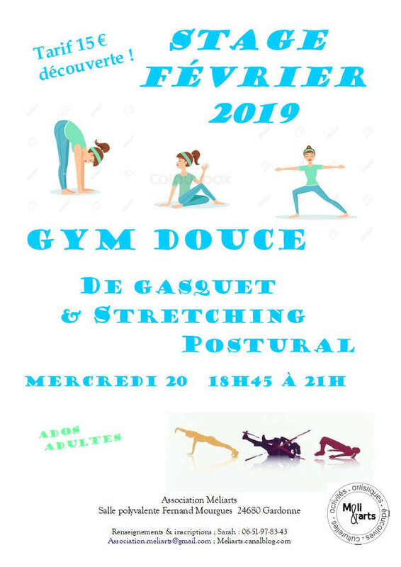 Stage Avril 2019