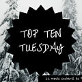 Top ten tuesday ~ 136 : vos 10 romans préférés de plus de 400 pages