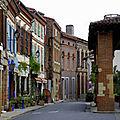 Rieux-volvestre, village médiéval (a 49,5 km de toulouse)