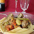 Sauté de veau à la provençale