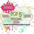 Top 5 blog kreative koncepts (scrapfriends) !!