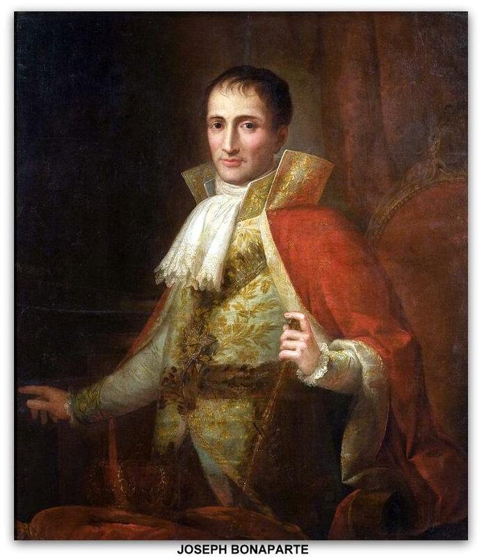 JOSEPH BONAPARTE Z