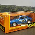 Ford capri rv. solido. #26. 1/43.