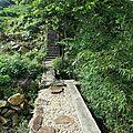 La maison à flanc de montagne de l'écrivain nguyễn quý đức à tam đảo (vĩnh phúc), vietnam.