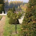 Culture et agriculture, jardin à la française de La-Motte-Tilly