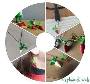 boucle d'oreille playmobil, bijoux jouet