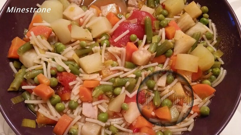 minestrone au thermomix
