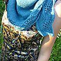 Et un premier shawl, un !