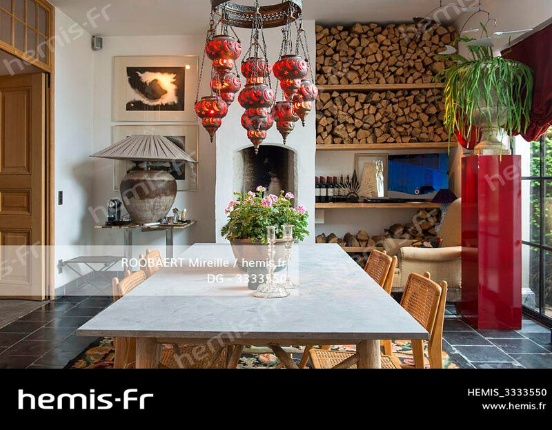 belgique-flandre-orientale-maldegem-maison-baroque-decorateur-geoffroy-van-hulle