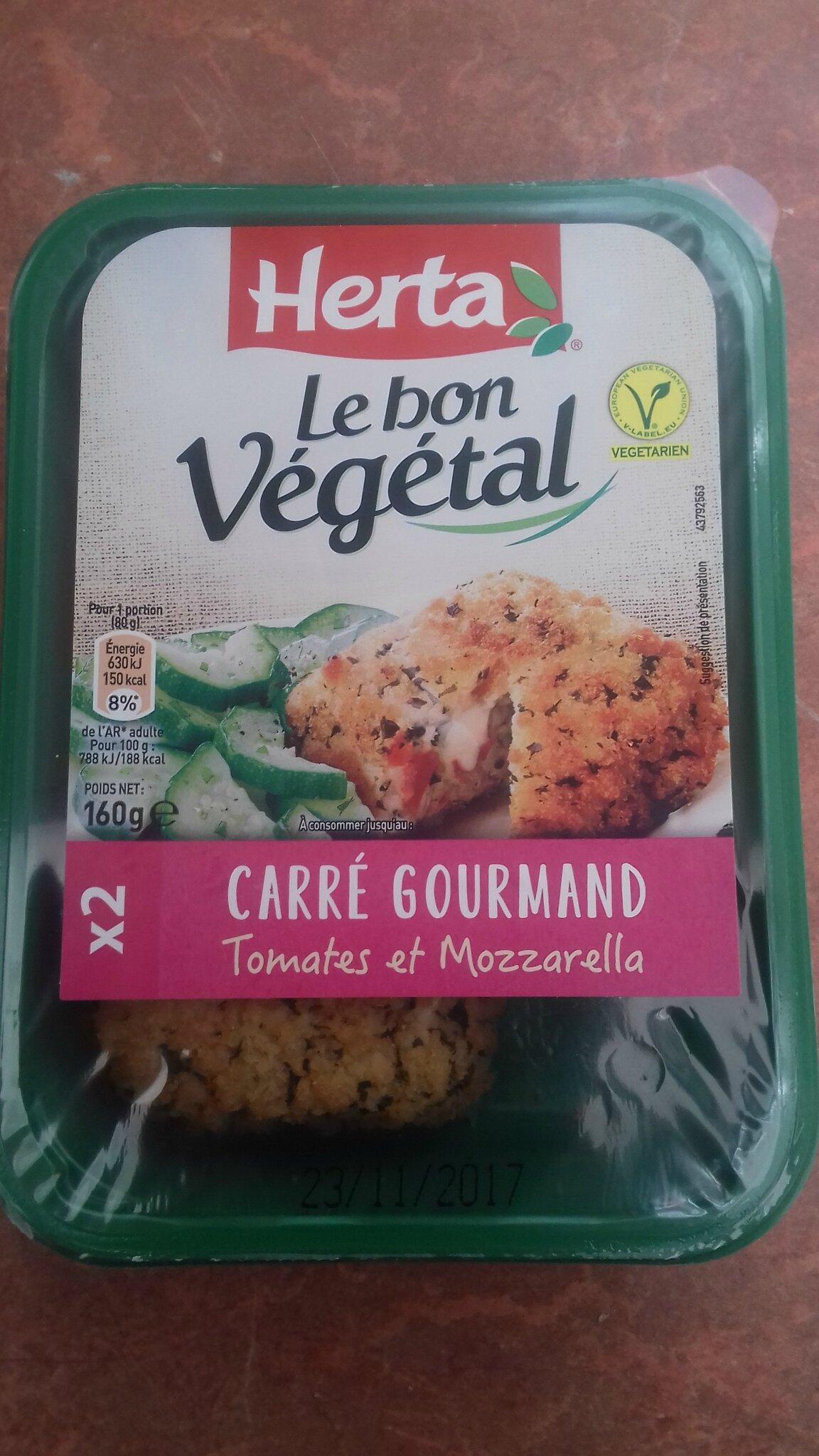 Le Bon Végétal Herta